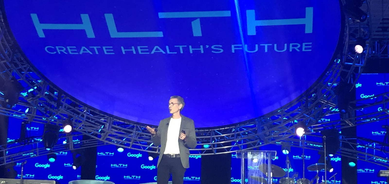 Google eyes AI to cut hospital red tape, move providers beyond 'data clerks'