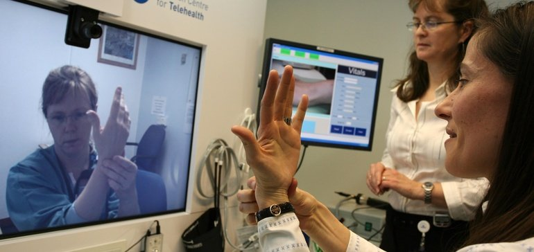 Survey: Physician telehealth use up 340% since 2015