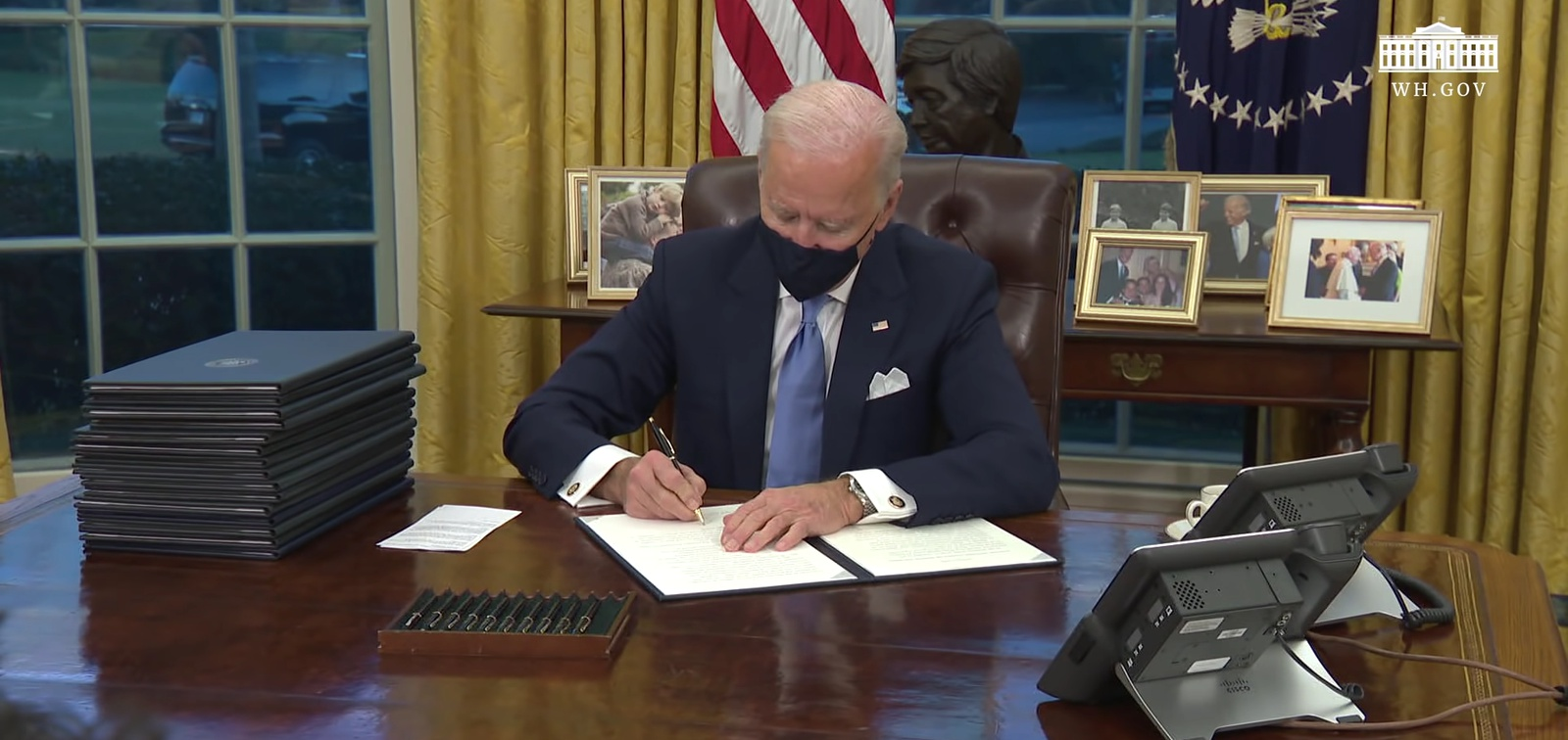 Biden to create special enrollment period for ACA exchanges