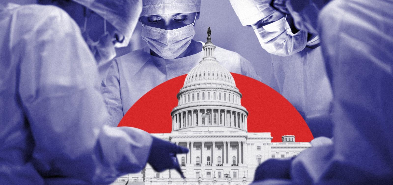 Fitch: Biden's healthcare plans could boost nonprofit hospitals