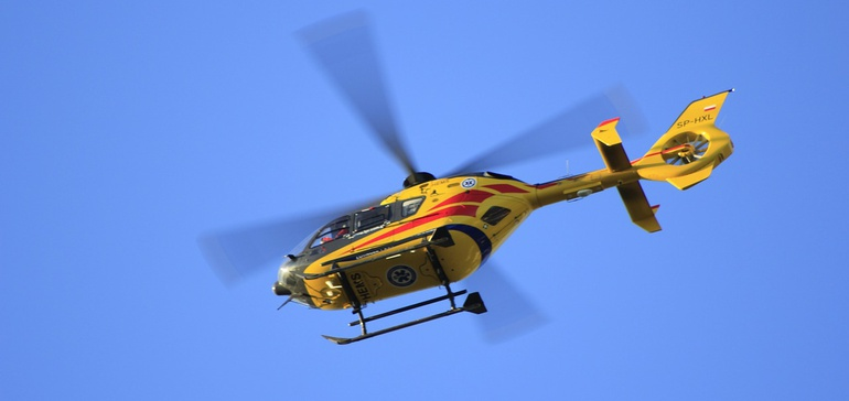 Most air ambulance transports put patients at risk of balance bills