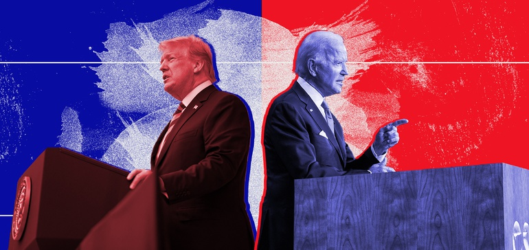 Election 2020: Trump and Biden's starkly diverging views on healthcare